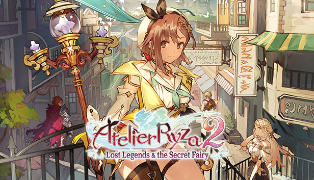 Le RPG Atelier Ryza 2 : Lost Legends & the Secret Fairy et son système de synthèse avancé