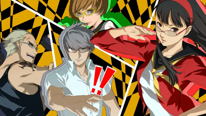 Le test de Persona 4 Golden sur PC